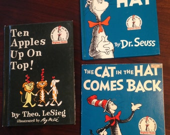 Dr Seuss Books (Vintage Children's Books)