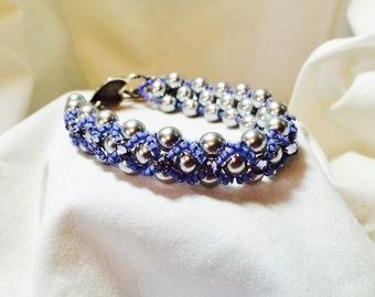 Provence Lavender Bracelet