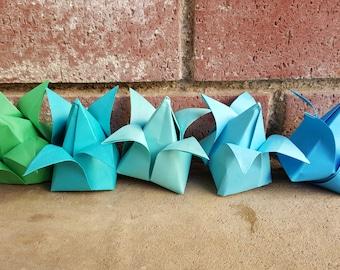 Single Origami Tulip