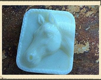 Handmade Horsehead Goatmilk Soap