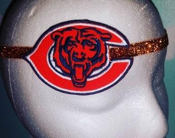 Chicago Bears Headband