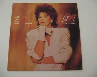 K.T. Oslin - This Woman - 1988