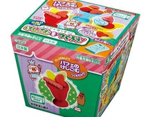 "Kutsuwa Japanese DIY Eraser making kit! ""Parfait"" set!"