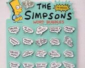 VTG Simpsons Pins/Brooch