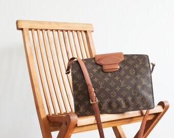 Vintage Louis Vuitton bag / rare find LV purse