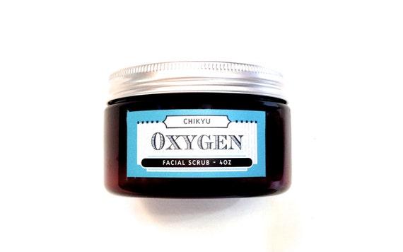 Exfoliation, Exfoliator, Face Scrub, Facial Scrub, Hydrating Face Scrub, Face Polish, OXYGEN Vita-C Face Polish
