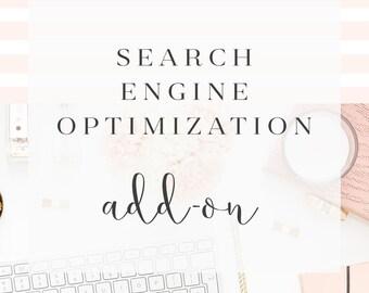 SEO add-on, website SEO, search engine optimization