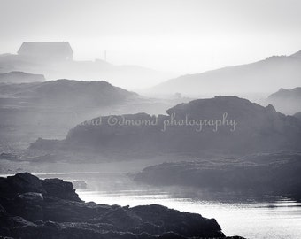 Morning Mist, Trearddur Bay, Anglesey