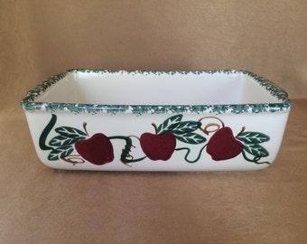 Christmas Ceramic Mini Loaf Pans