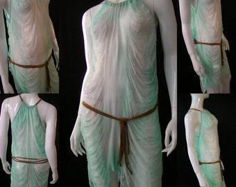 Bora Bora Like Shred Art Dress
