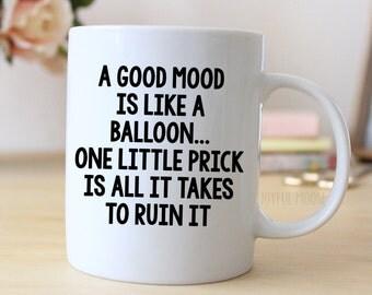 Funny Coffee Mug - Funny Gift - Funny Saying Coffee Mug
