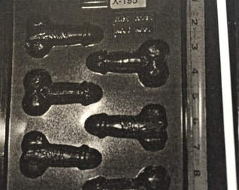 Adult Penis chocolate mold (xx195)