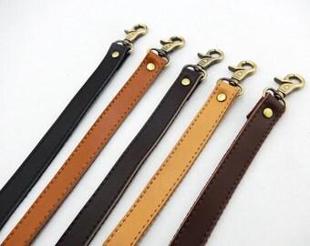 1 PCS, Geniune Leather / Dermis Shoulder Bag Purse Tote Handle Strap, #440