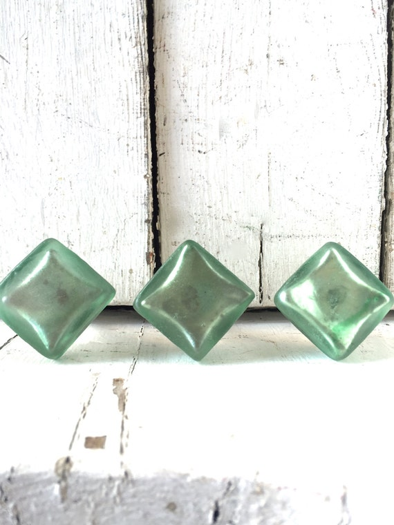 Glass Knobs Sea Glass Decor Glass Knobs For Cabinets Glass