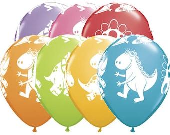 Dinosaur Balloons Dinosaur Party Decorations Kids Party Balloons Stegasaurus Balloons Birthday Party Balloons