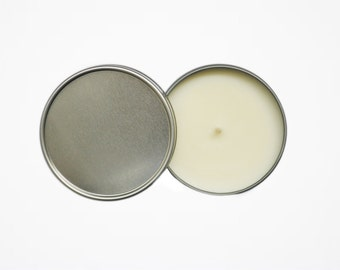 Soy Candle Tin - 100g - Jade Orchid & Lotus Blossom