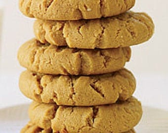 Peanut Butter Delights Cookies
