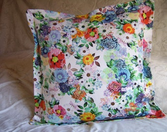 Gorgeous Spring Flowers Cushion Cover