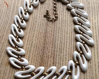 Monet 1980's Necklace