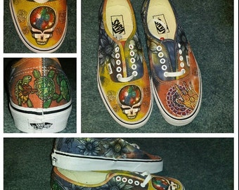 Grateful Dead Custom Soes