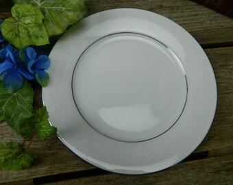 Set of 4 Vintage Noritake Whitehall Salad Plates - 6115