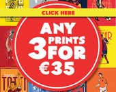 Any 3 Prints for 35
