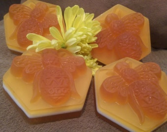 Milk and Honey Luxury Soap