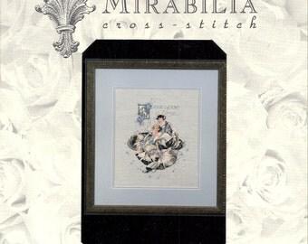 """Mriabilia:  """"Fairy Tales"""" Cross Stitch Kit"""