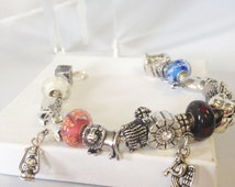 Silver Revelation Charm Bracelet