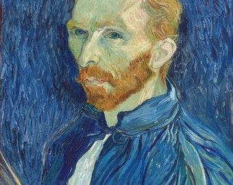 Vintage 2500 Vincent van Gogh various art works
