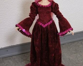 MSD Medieval Velvet Dress