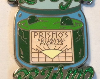 Prismo's Pickles Adventure Time Hat Pin