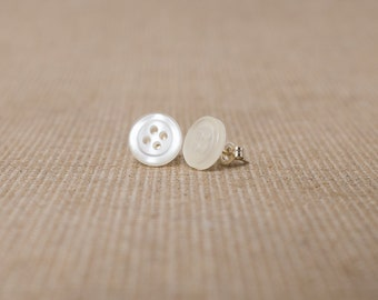 Button Earrings (1)