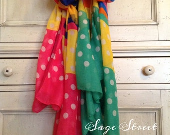 Summer Oversized Scarf