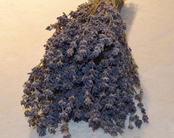 Dried English Lavender, Lavender, English lavender, Lavender bunch - Very Fragrant  - Premium quality - Very large bunch