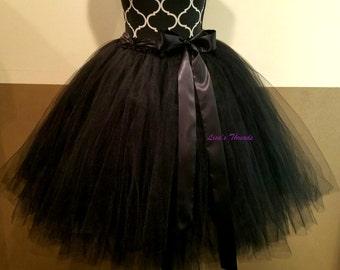 Any color adult tutu/ Wedding tulle skirt/ Bridal tutu skirt