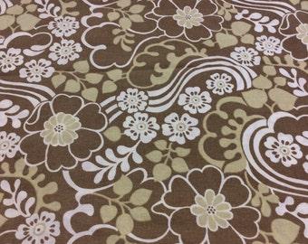 mid century modern floral duvet covers Scandinavian design retro bedding