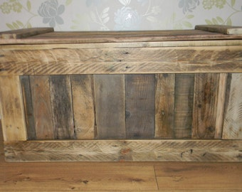 The Murton Blanket Box, Toy Box, Chest, Trunk