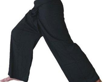 Best Thai Fisherman Pants Wrap Yoga Massage Bestseller Relax Pants