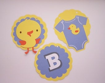 baby banner, baby shower banner, duck banner, It's a Boy Banner (Duck), Grand Opening Sale,