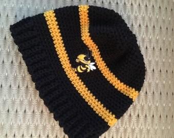 Collegiate men's hats