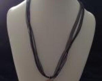 Organza necklace
