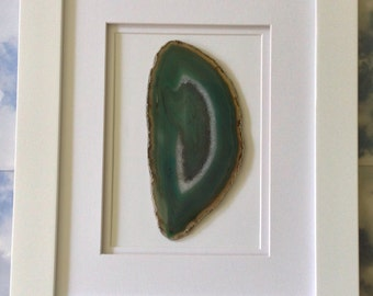 green framed agate coaster framed geode coaster rock artwork of agate coasters geode coasters green