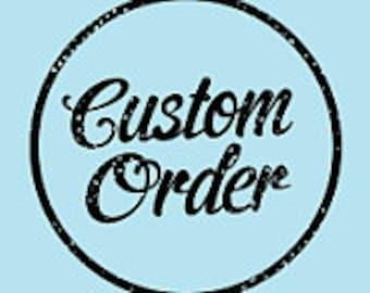 Custom piece for Elizabeth BethieSC - Jimmy Buffett quote