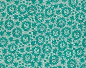 ON SALE 1 yard Victoria and Albert Bhandari-Chennai Indigo by Westminster Fabrics