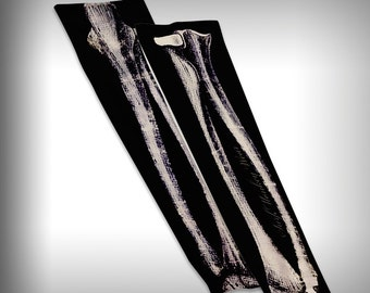 Compression Sleeve Arm Sleeve - Bones