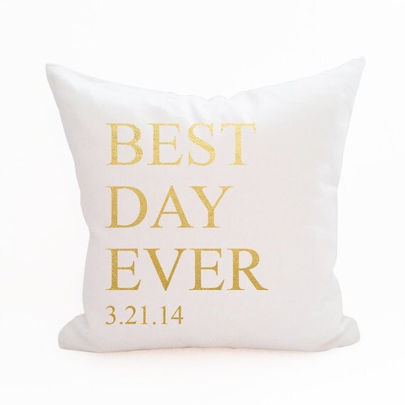 Items Similar To Wedding Throw Pillows