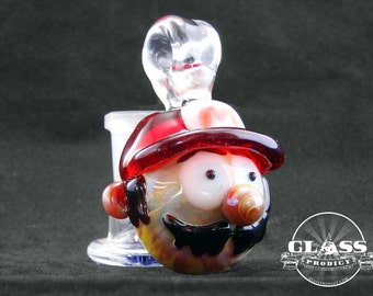Super Mario Glass Pendant