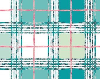 Lavish - Trellis Plaid Fresh - Katarina Roccella - Art Gallery Fabrics (LAH-26811)
