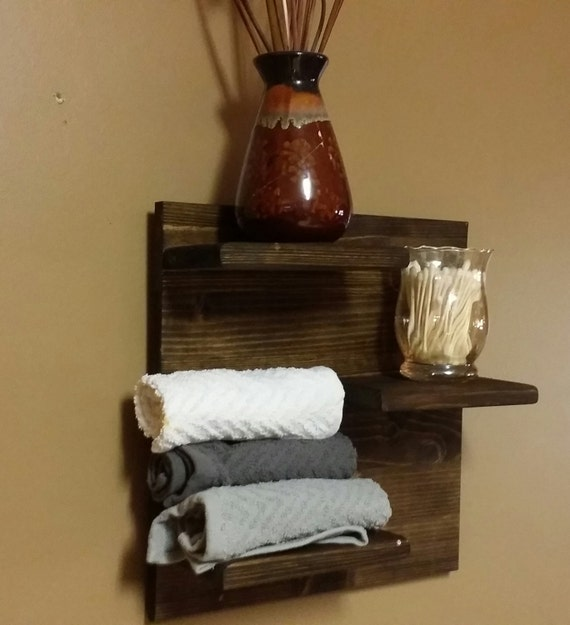 Luxury About Bathroom Shelves On Pinterest  Bathroom Shelf Decor Half Bath